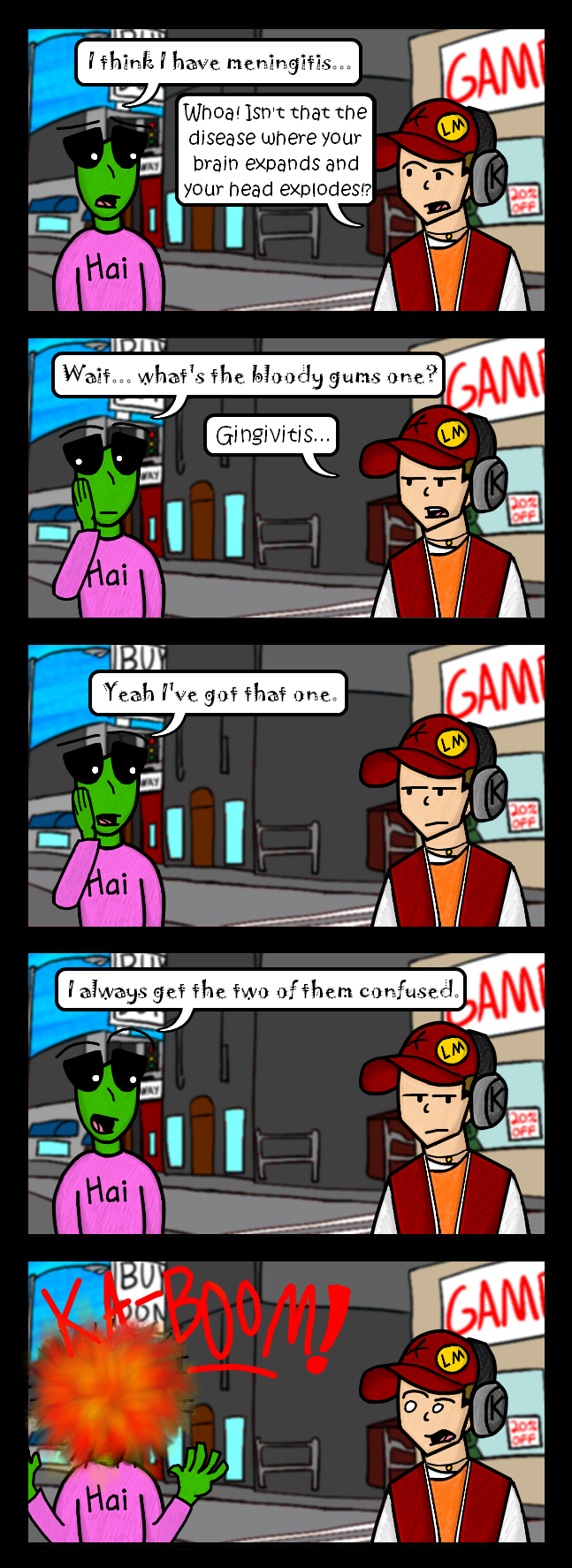 Diseases