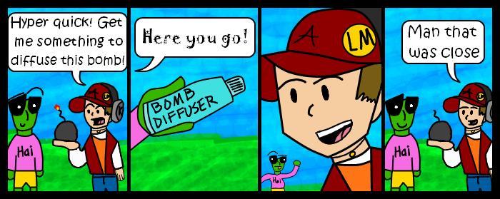 Kaboom Comic #6